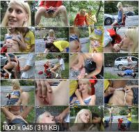 PickupFuck - Katerina Sz. - Hot Teens Fuck And Go To The Party [SD]