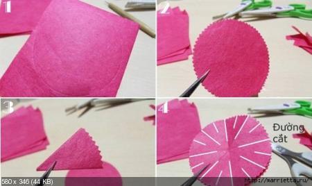 Цветы из гофрированой бумаги 4e99518d8c8b0b7c7336a741cbca4c15