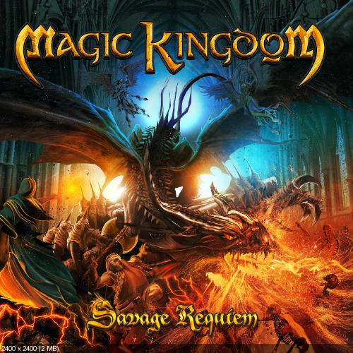 Magic Kingdom - Savage Requiem (2015) MP3