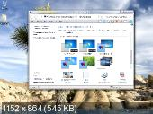 Windows 8.1 Enterprise Update 3 Ultra AeroGlass Style Win 7 by 43 Region 21.03.2015 (x64/RUS)