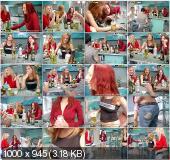 CollegeFuckParties - Wendy, Nassy, Zuzana - Real College Girls Go Wild At Party Part 1 [SD]