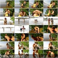 TeenDorf - Erika - Hot Sex With A Beautiful Young Girl On The Lake [HD 720p]