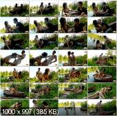 TeenDorf - Irenka - Fucking Teen In The River [HD 720p]