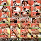 TeenBurg - Miloslava - Hot Sex With A Young School Girlfriend [FullHD 1080p]