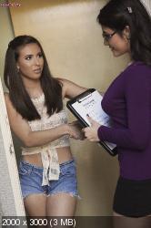 Casey Calvert and Sophia Jade - A Survey Worth Taking.zip
