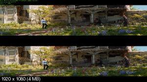��� ������ ����� (�� ���� �����) ����������� ������ 3� / Jupiter Ascending 3D  (��������  by Ash61) ������������ ����������