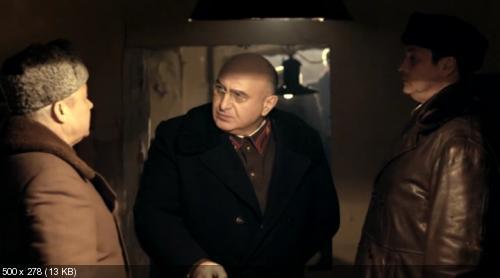 Убить Сталина / 8 серий (2013) DVDRip