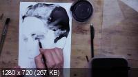 Александр Рощин. Fashion портрет от иллюстратора CHANEL (2015/CAMRip/Rus)
