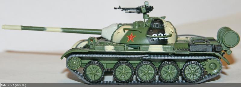 Танки Мира. Коллекция №16 Китайский средний танк Type 59