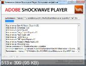 Adobe Shockwave Player 12.2.2.172 (Full/Slim)